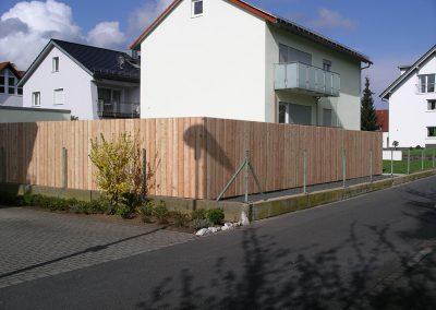 Zaun 2 Bild 2